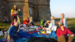 West Midlands Solstice picnic walk 2014